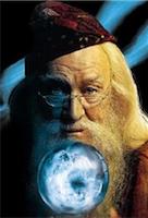 The One True Dumbledore, Richard Harris.