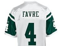 Favre Jets Jersey