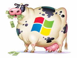 The Microsoft Cash Cow